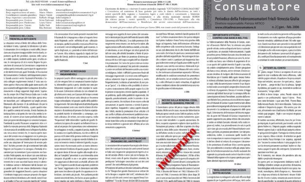 Cittadino Consumatore num. 2 (gen.-feb. 2006)