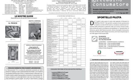 Cittadino Consumatore num. 11 (lug.-ago. 2007)