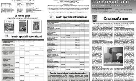 Cittadino Consumatore num. 13 (nov.-dic. 2007)