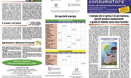 Cittadino Consumatore num. 14 (gen.-feb. 2008)