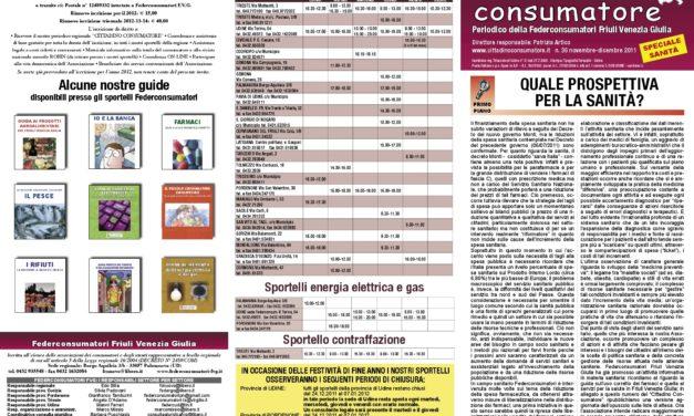 Cittadino Consumatore num. 36 (mag.-lug. 2011)