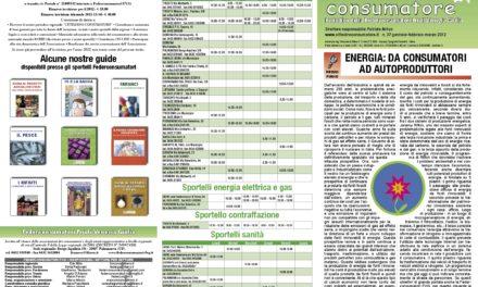 Cittadino Consumatore num. 37 (gen.-mar. 2012)