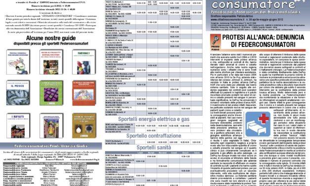 Cittadino Consumatore num. 38 (apr.-giu. 2012)