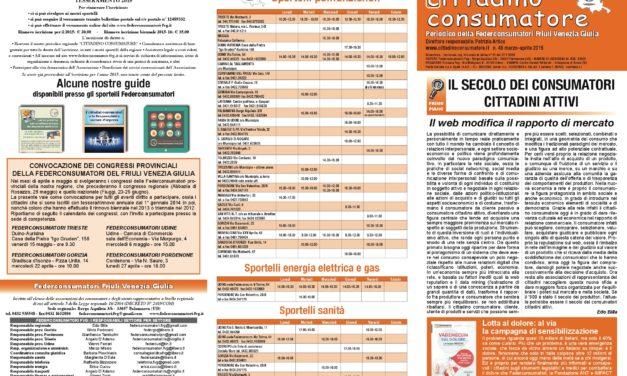Cittadino Consumatore num. 48 (mar.-apr. 2015)