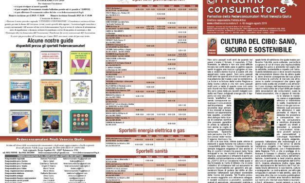 Cittadino Consumatore num. 49 (mag.-ago. 2015)
