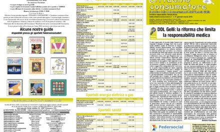 Cittadino Consumatore num. 51 (gen.-mar. 2016)