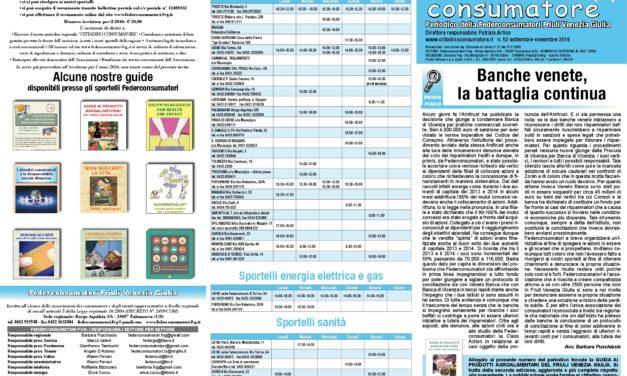 Cittadino Consumatore num. 52 (set.-nov. 2016)