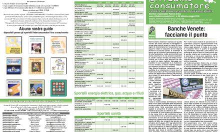 Cittadino Consumatore num. 56 (feb. – mag.2018)