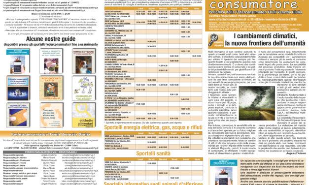 Cittadino Consumatore num. 59 (ott. – dic.2019)