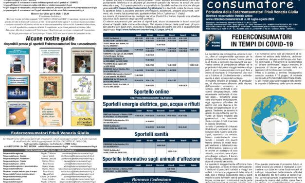 Cittadino Consumatore num. 60 (lug. – ago.2020)